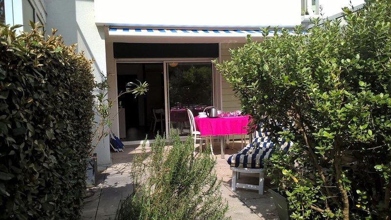 Appartement    quartier plage Benoit     LA  BAULE, holiday rental in Saille
