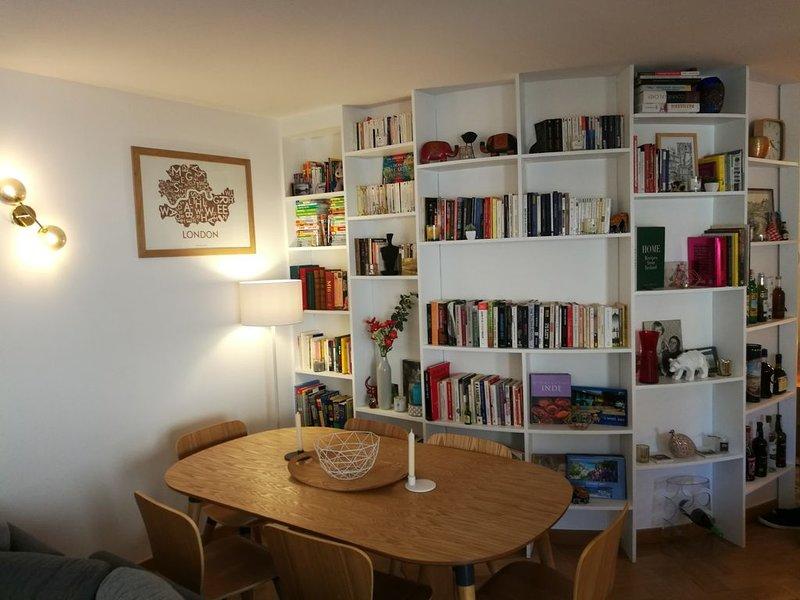 Charmant Appartement Parisien, neuf et calme., vacation rental in Bagnolet