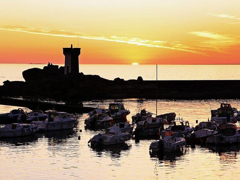 PETITE MAISON AU BORD DE L'OCEAN, location de vacances à Tregunc