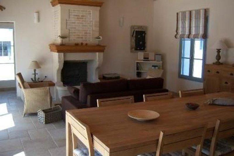 Maison de style typiquement noirmoutrin a l'oree du bois de la chaise, alquiler de vacaciones en Noirmoutier en l'Ile