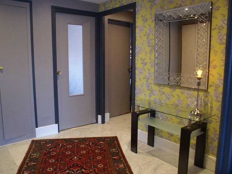 L' Appartement chaleureux de l' Avenue de  la  GARE ., vacation rental in Quimper
