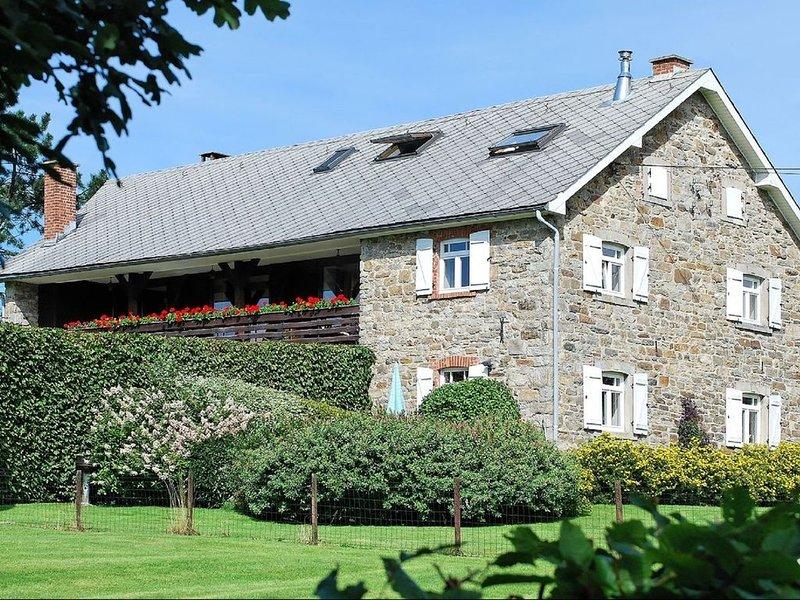 Ferme de caractère à Thirimont - Gîte rural 3 épis, location de vacances à Waimes