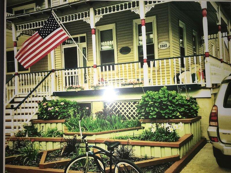 A Sea Isle Original located in the Heart of Sea Isle City, holiday rental in Sea Isle City
