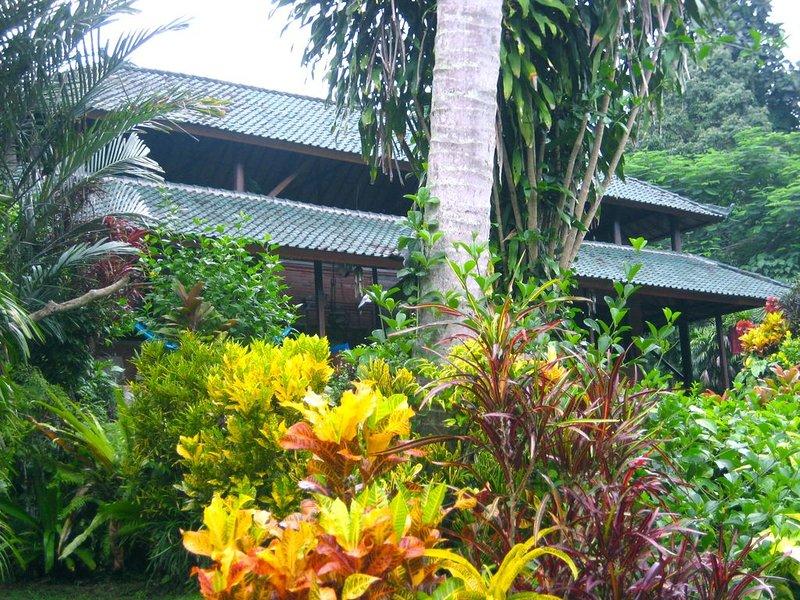 Front view of 'Rumah Kartika Dharma'