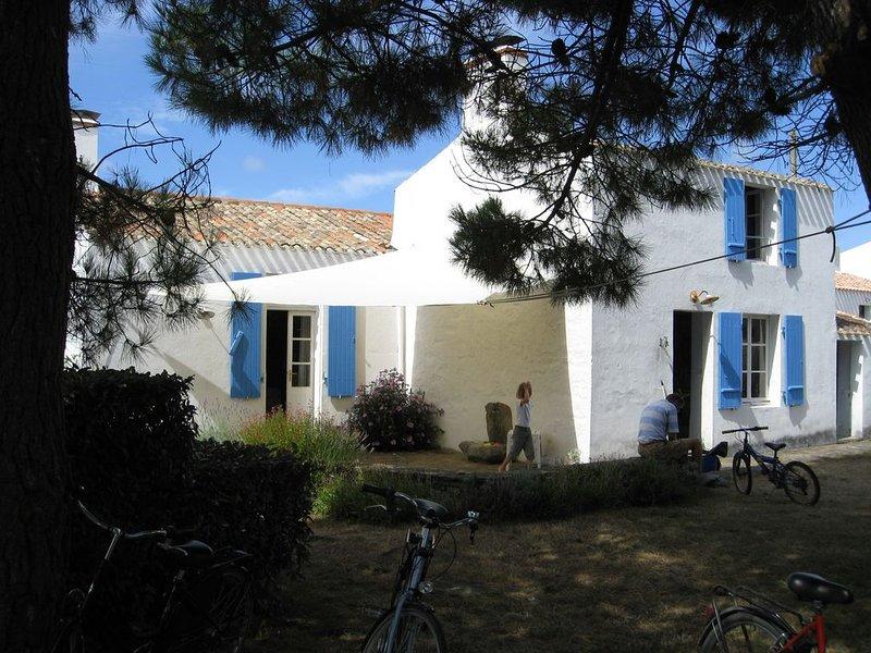 YAPAM' YEU  une authentique maison de pêcheur, vakantiewoning in Ile d'Yeu