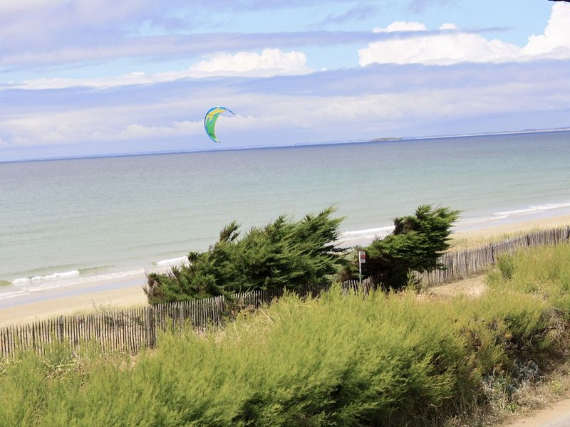 Quiberon paradis du Kite Surf