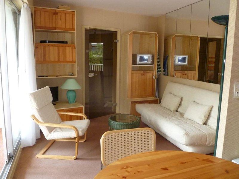La Baule, Quartier Plage Benoit - 130m de la plage - Appartement 4 couchages., location de vacances à La-Baule-Escoublac