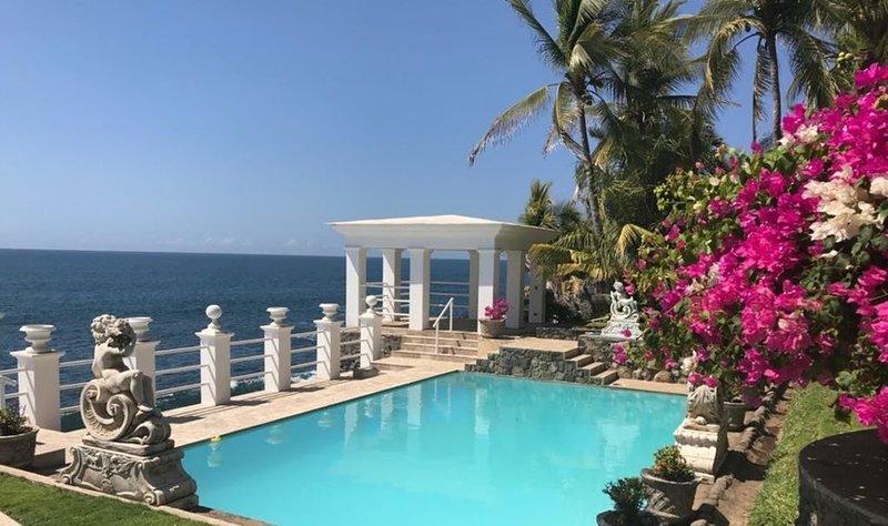 Rocamar503 - Luxury mediterranean villa, aluguéis de temporada em El Tunco