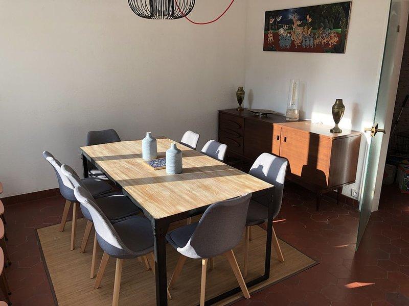Maison 10 personnes à Ploemeur, holiday rental in Ploemeur