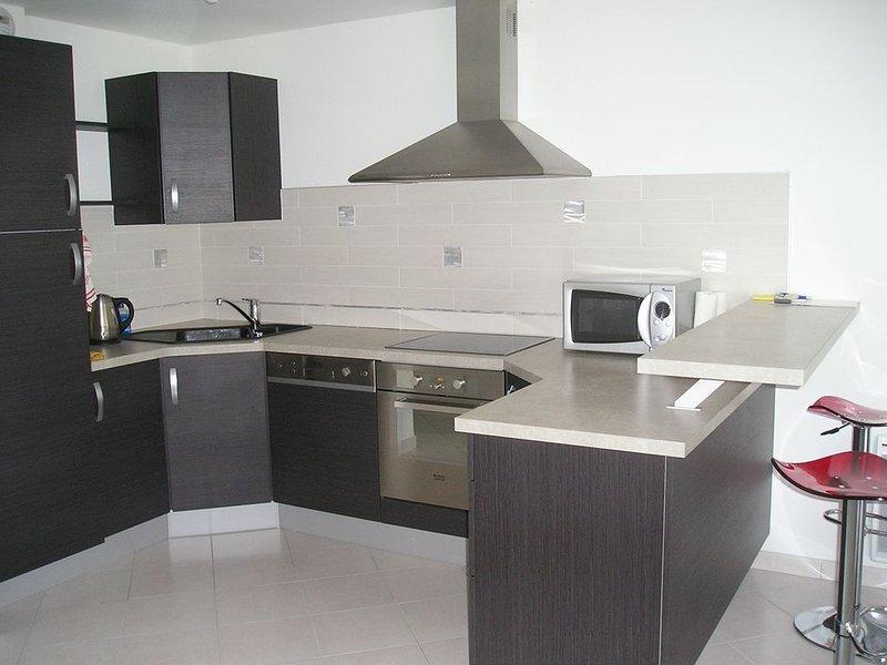 Appartement T3 à Larmor plage à 5 minutes à pied des plages, casa vacanza a Gavres