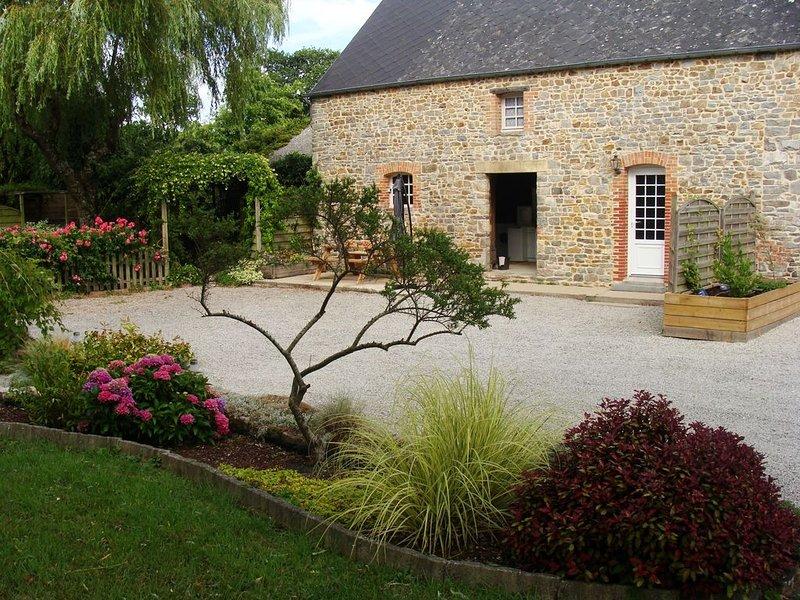 location de vacances pour 2 personnes à Saint Sauveur Le Vicomte (cotentin), casa vacanza a Saint-Sauveur-le-Vicomte
