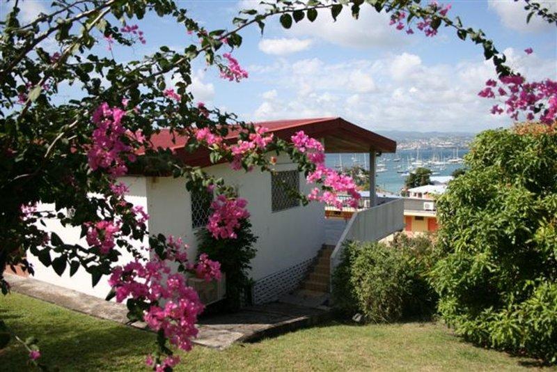 Villa Martinique situé aux Trois-Îlets, holiday rental in La Pagerie