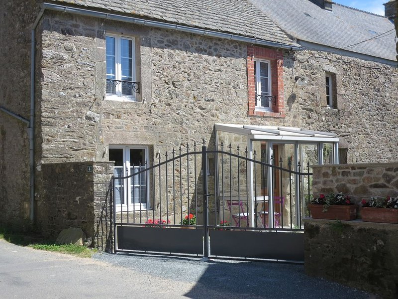 'Gîte le Dannery'( 2 à 4 peronnes)à proximité du Nez de Jobourg., location de vacances à Heauville