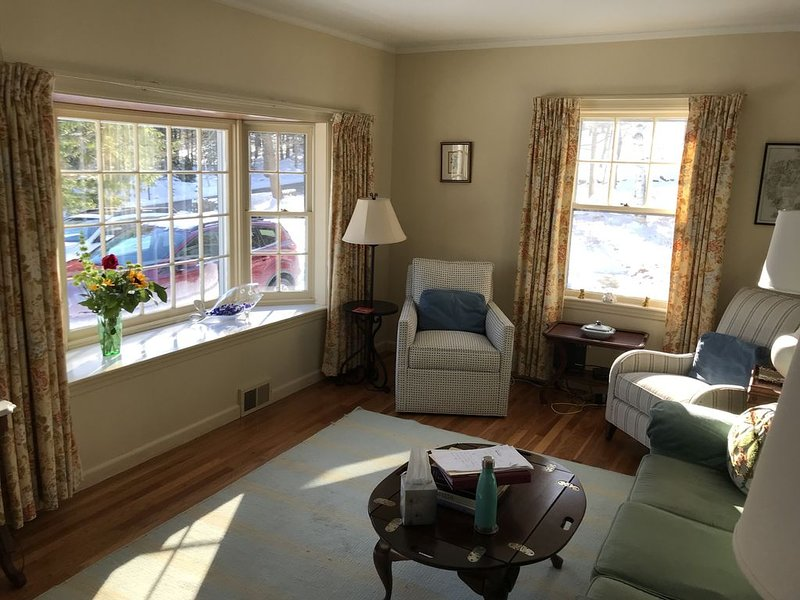 Window to Frenchman's Bay, holiday rental in Otter Creek
