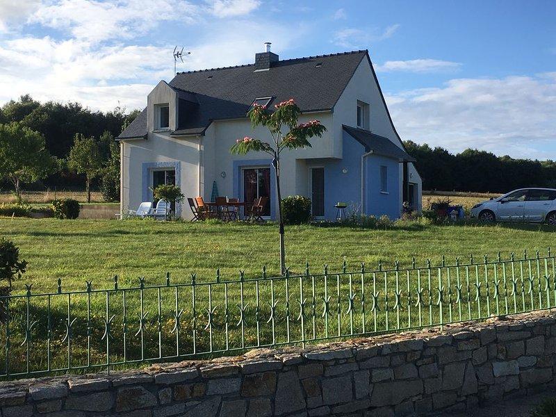 Maison 6 couchages Bretagne, alquiler de vacaciones en Finistere
