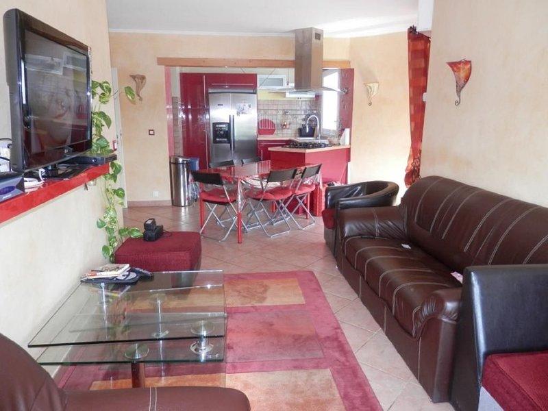 Très bel appartement de 115 M2, location de vacances à Draveil
