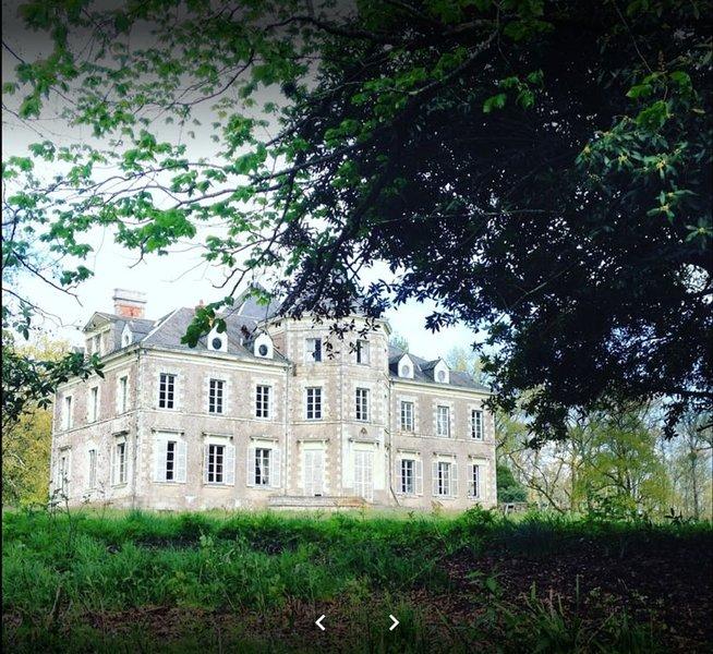 Chambre d'hôtes au château de Saint Thomas, vakantiewoning in Sautron