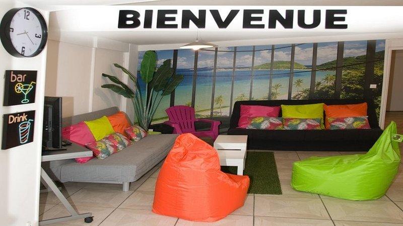 Le Club Appartement 9 de Villa Simone, location de vacances à Houlgate
