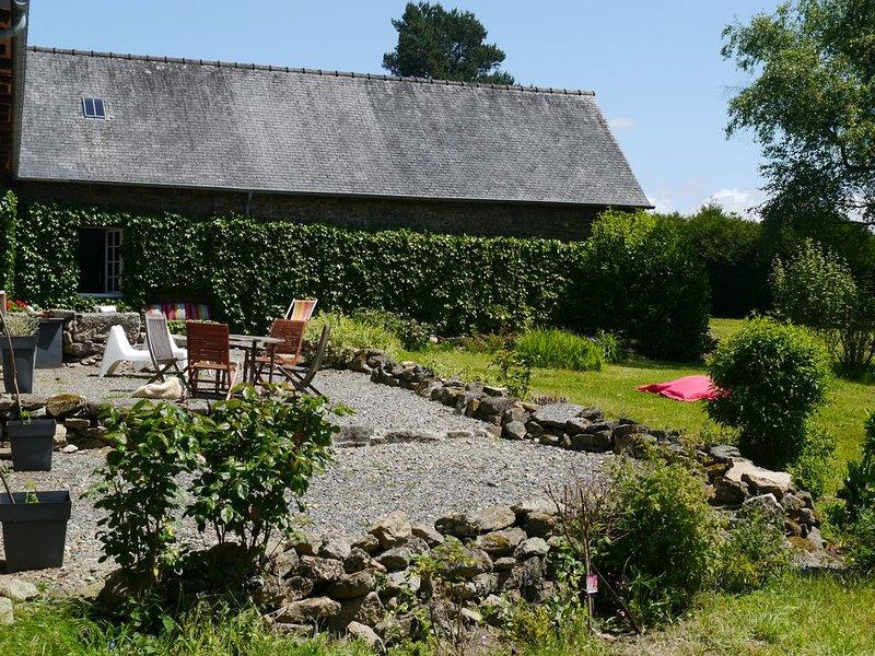 Entre mer et campagne, vacation rental in La Motte