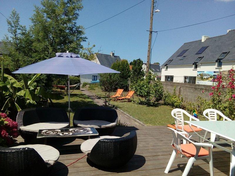 Maison Indépendante 4 personnes, location de vacances à Le Croisic
