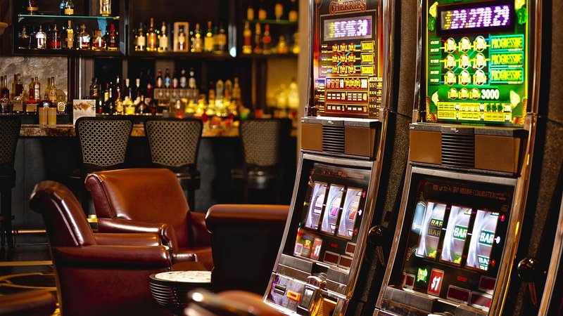 Play popular table games like, poker, blackjack, or kino at the nearby casino