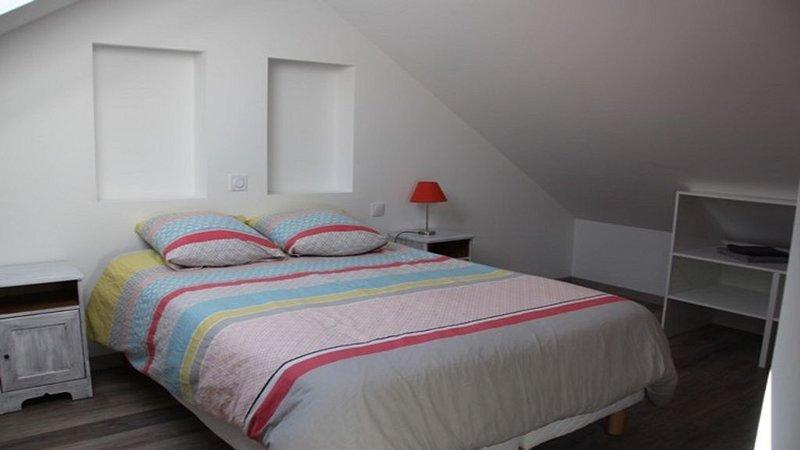 Petite maison de bord de mer (5 pers) St Brévin, holiday rental in Donges