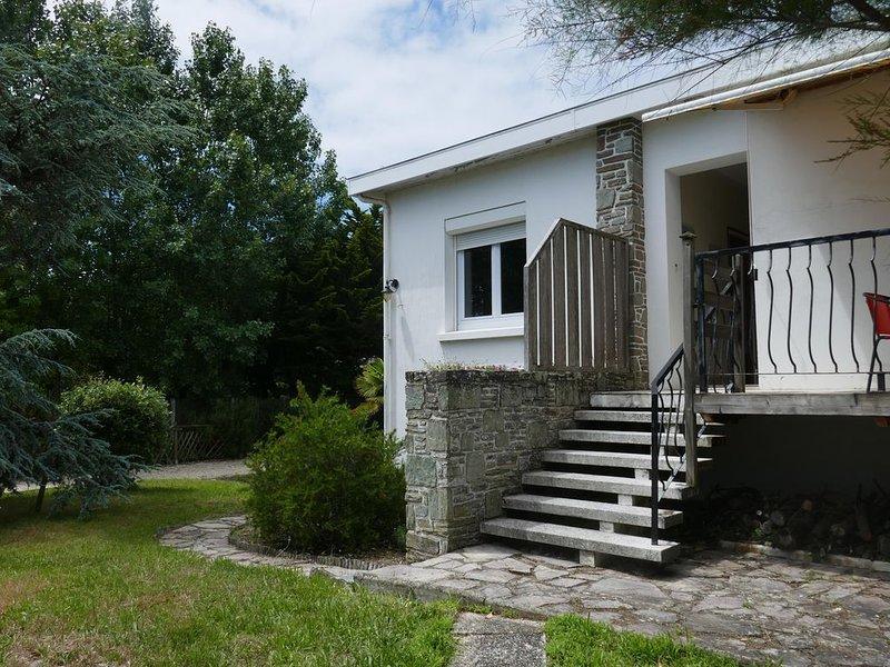 à 500m de la plage, maison familiale, secteur très calme, vacation rental in Chateau-d'Olonne