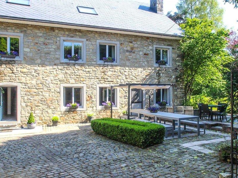 Maison de vacance dans les ardennes belges, holiday rental in Malmedy