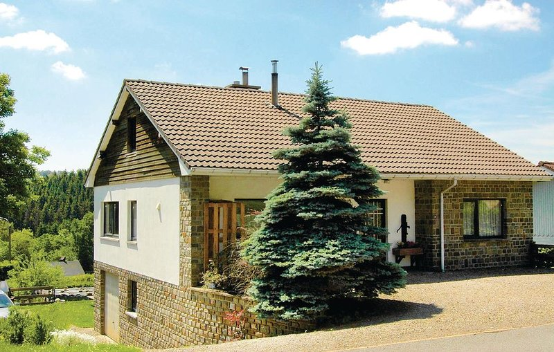 4 Zimmer Unterkunft in Waimes, location de vacances à Weywertz