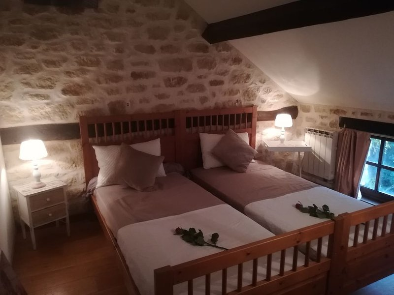 Charme de la pierre., holiday rental in Champcueil