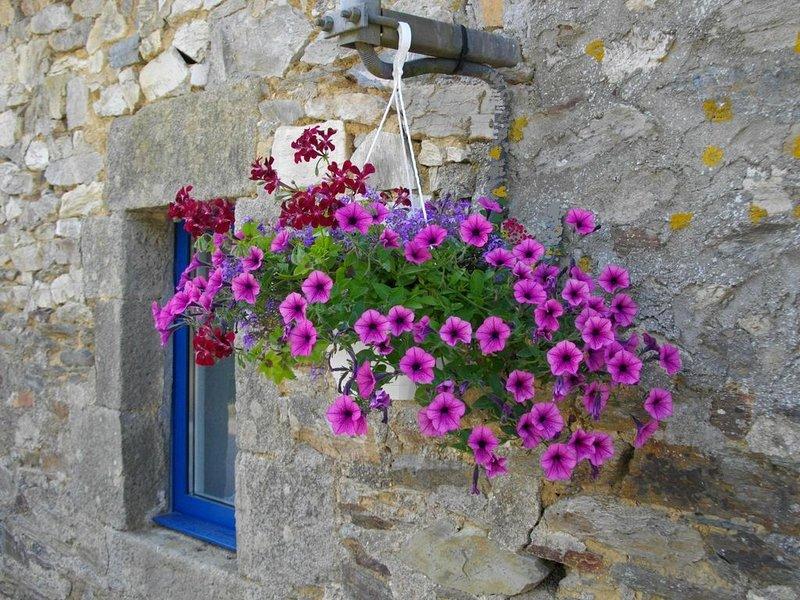 Gîte de charme entre 'Terre & Mer', proche Quimper & Locronan, location de vacances à Plogonnec