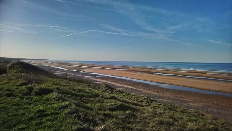 Dunes d'Omaha Beach