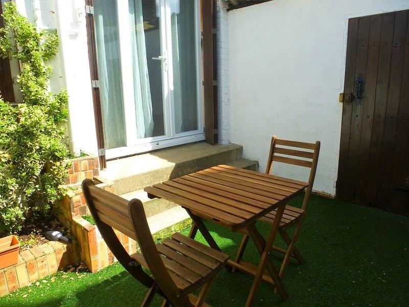 Cosy Maison de vacances Dieppe, location de vacances à Belleville-sur-Mer