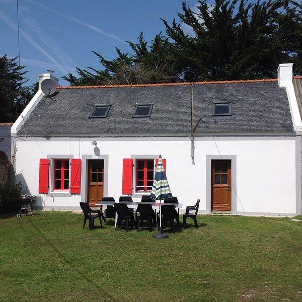 Maison belle iloise entièrement rénovée, location de vacances à Le Palais
