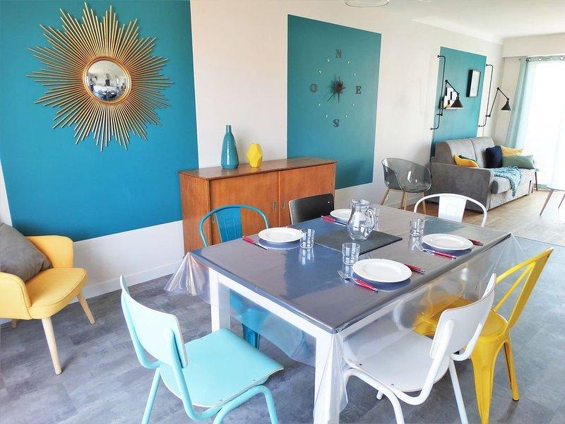 A 150 m de la plage de Boisvinet, maison tendance, alquiler de vacaciones en Saint-Gilles-Croix-de-Vie