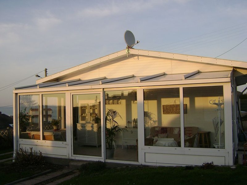 Location maison avec vue sur mer 3 étoiles n°agrément *****************, holiday rental in Seine-Maritime