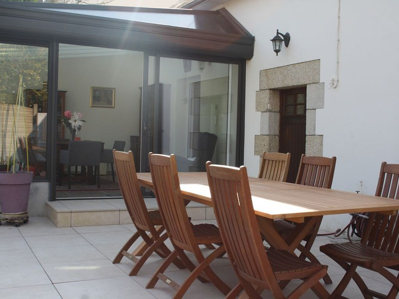 Le cottage de Soiz location de vacances, location de vacances à Rosporden