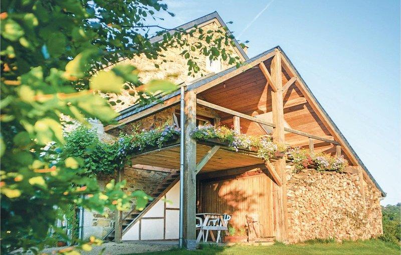 1 Zimmer Unterkunft in Erezee, vacation rental in Amonines