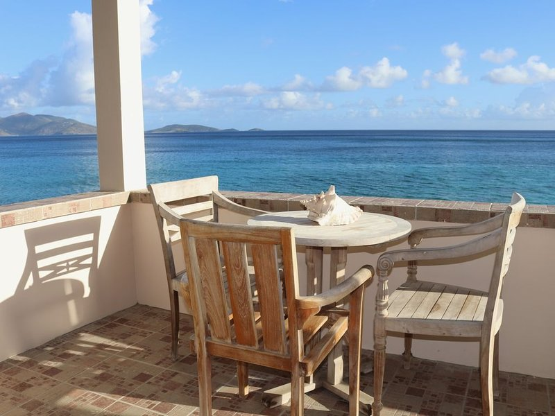 One Bedroom on the Beach at Apple Bay, holiday rental in British Virgin Islands