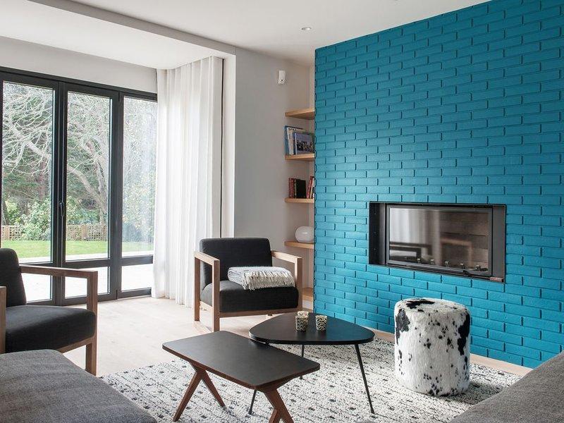 Villa luxueuse  au calme proche plage,, Ferienwohnung in Saint-Lunaire