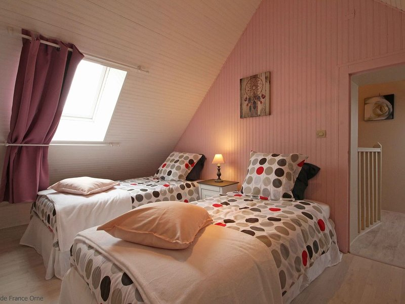 GITE D EDENAELE ST MAURICE SUR HUISNE, holiday rental in Saint-Germain-des-Grois