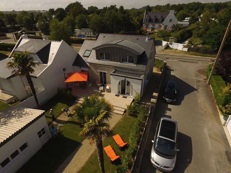 La villa Mon Désir... Pour des vacances réussies, casa vacanza a La Foret-Fouesnant