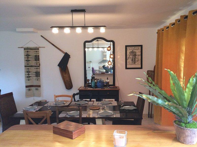 Maison idéalement située au Logeo - Golfe du Morbihan, casa vacanza a Sarzeau