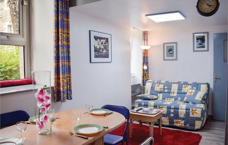1 Zimmer Unterkunft in Treguier, vakantiewoning in Camlez