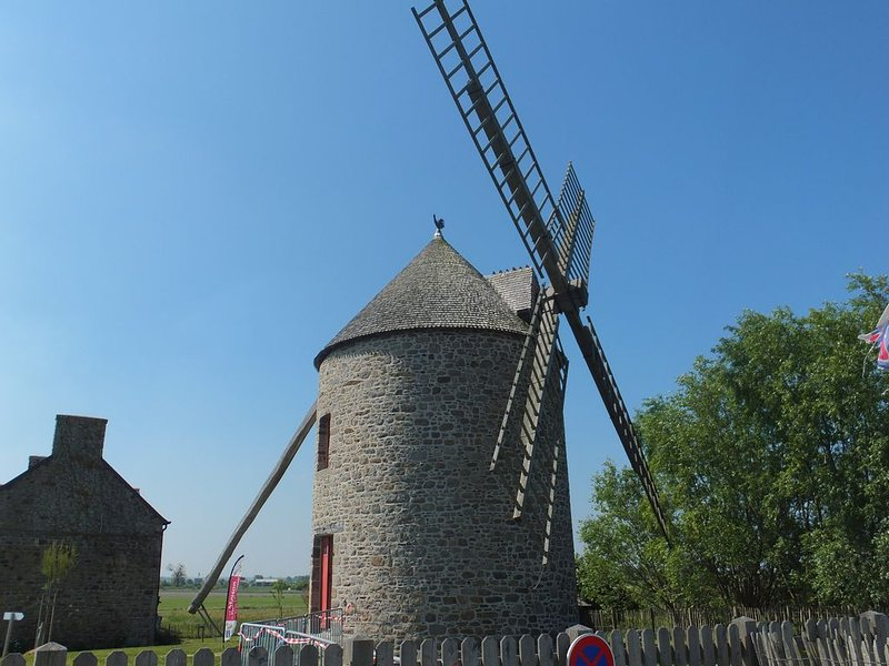 one of the mills of the strike
