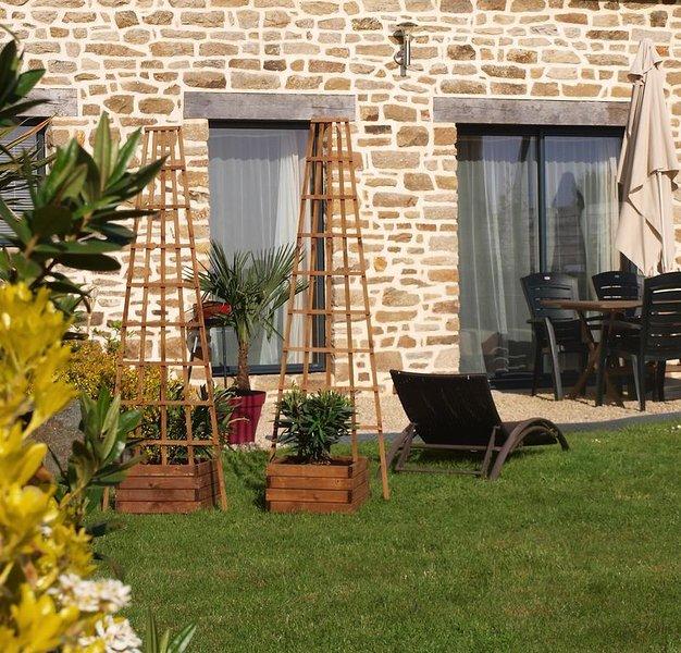 Cottage de standing, Ferienwohnung in Saint-Yvi