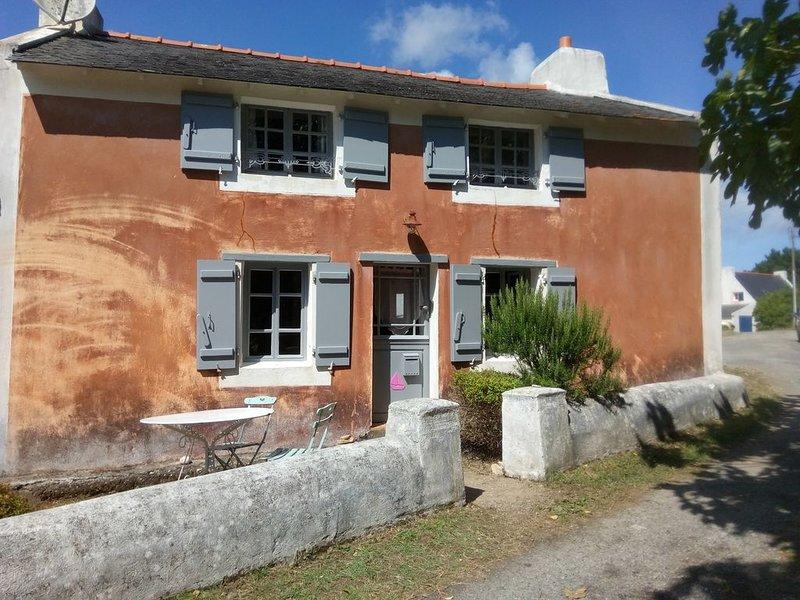 Maison Belle île avec jardin,proche plage.., location de vacances à Le Palais