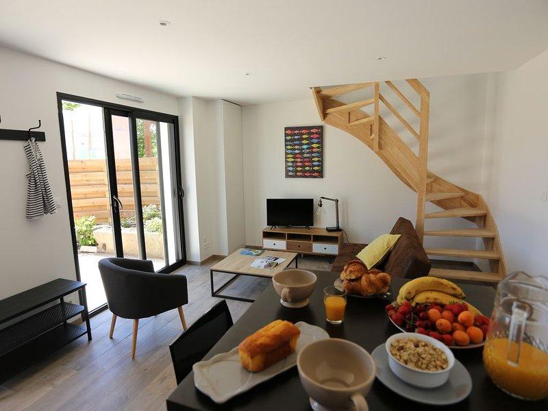 la petite louisette , maison individuelle pour 2 personnes, location de vacances à Pleuven