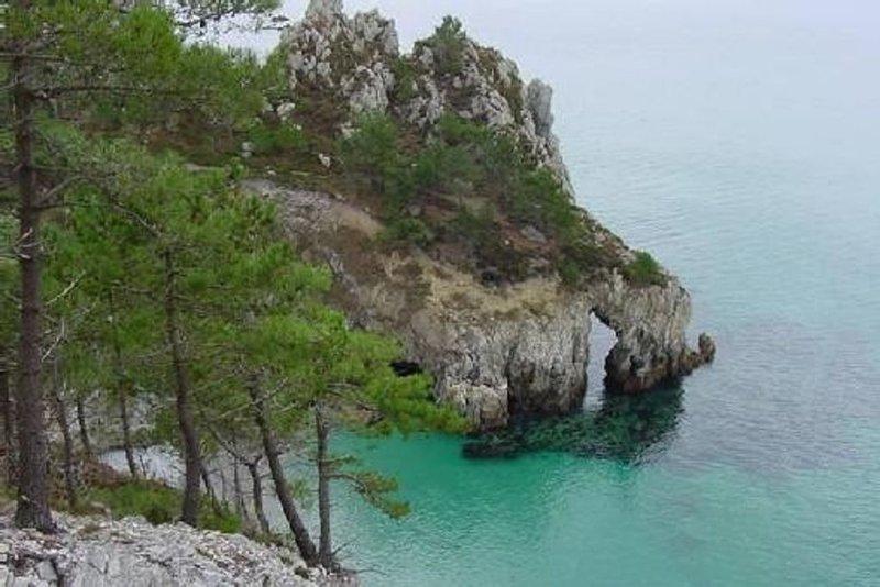 Location maison de vacances avec superbe vue sur mer en Presqu'île de Crozon, alquiler vacacional en Plouzane
