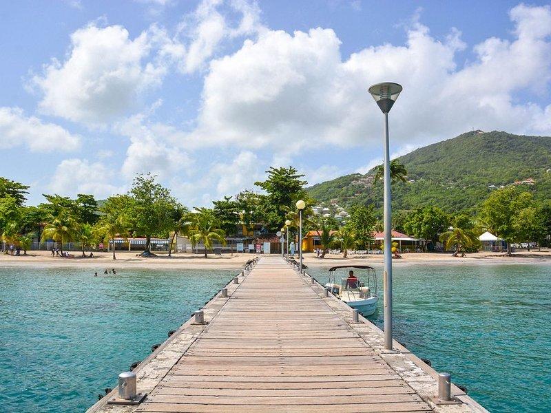 Location saisonnière TROIS-ÎLETS MartiniqueRésidence -Piscine -Plage -Calme., location de vacances à Trois-Ilets